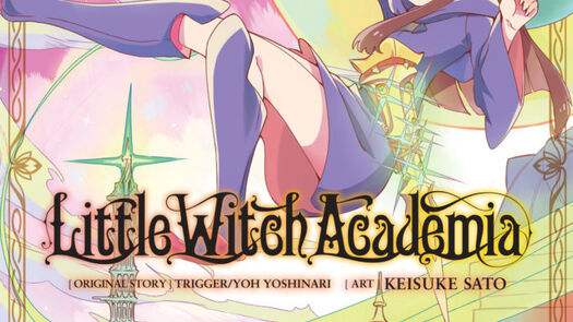 Little Witch Academia Giveaway! | Yen Press