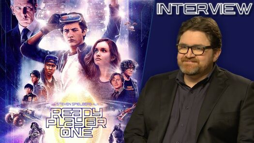 Alex Interviews Ernest Cline! | Ready Player One