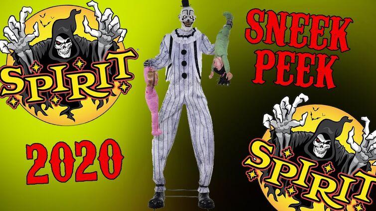 Clowning Around RELEASED! Discussing Clowning Around! #SpiritSneakPeeks2020