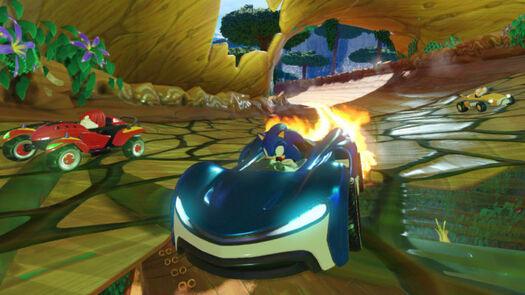 [Actualizada] Presentan oficialmente Team Sonic Racing   Atomix