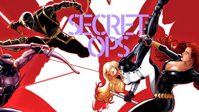Black Widow and Hawkeye |Secret Ops| Full Motion Comic Movie