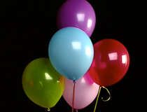 Colorful Balloons from Baby Bach (1998-2010), Baby's First Sounds (2008-present), and Baby Mozart (2010-present).