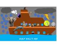 Golf Ball's Ark