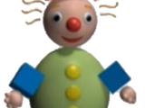 CGI Clown