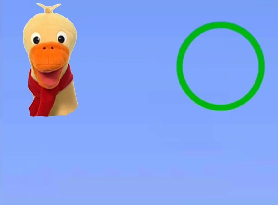 Gumbo the Duck