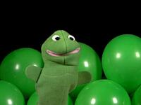 Bonkers the Frog