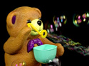 Blowing Bubble Bear