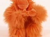 Hot Bungees Plush Monkey