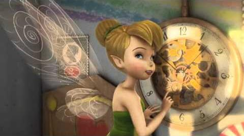 Tinker Bell And The Great Fairy Rescue - Tink Finds The Fairy House Clip
