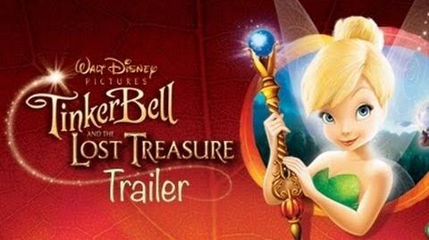 TinkerBell And The Lost Treasure Trailer