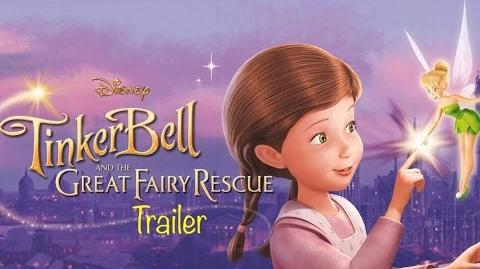 TinkerBell And The Great Fairy Rescue Trailer