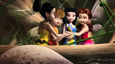 TinkerBell And The Great Fairy Rescue HD Trailer