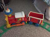Sesame Street Express Ride-On-Train