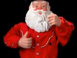 Holly Jolly Rocking Santa