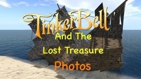 TinkerBell And The Lost Treasure Photos