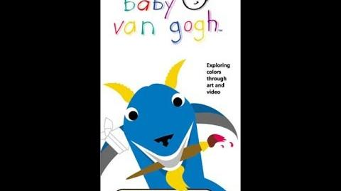 Opening To Baby Van Gogh 2000 VHS