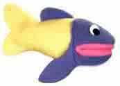Wanda Fish Puppet from Baby Dolittle: World Animals (2001-2008).