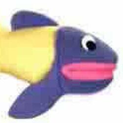 Wanda Fish Puppet