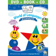 Baby Einstein - World of Languages Discovery Kit November 23, 2010 DVD Cover Art .PNG.png