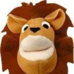 Roary Lion Puppet
