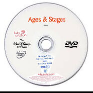 Ages and Stages disc