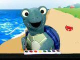 Neptune the Turtle