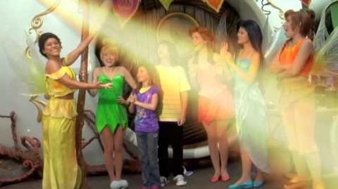 Leo Little's Big Show- TinkerBell And The Great Fairy Rescue