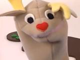 Joyce Reindeer Puppet