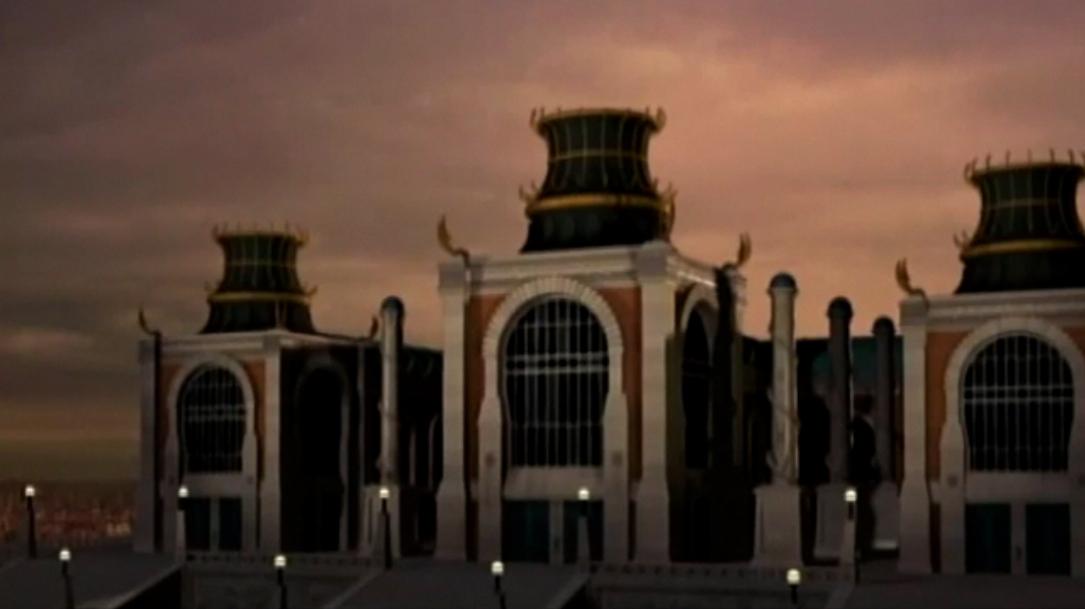 Centauri Royal Palace