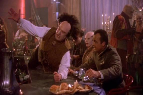 Centauri Thanksgiving Ceremony