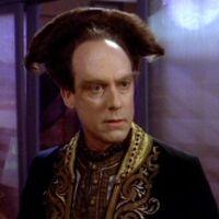 1998 Babylon 5 Season Four #36 Lord Refa