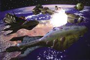 Earth-Minbari War (The Minbari Federation Fact Book)