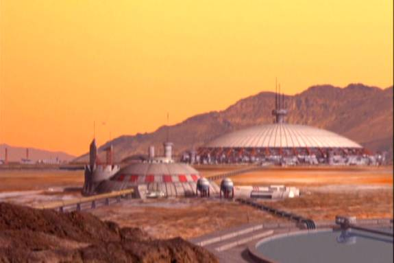 Mars Dome One
