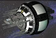 Psi Corps Mothership (Ships of the Galaxy)
