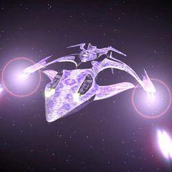 Minbari Ships