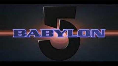 Babylon 5 S3 Opening