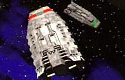 Earth Alliance Crew Shuttle