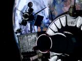 Aegis orbital defense platform