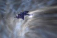 White Star going through time.