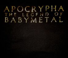 Apocrypha The Legend Of Babymetal front.jpg