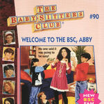 Baby-sitters Club 90 Welcome to the BSC Abby 1995 cover.jpg