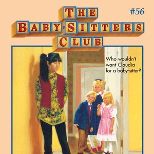 BSC 56 Keep Out Claudia ebook cover.jpg