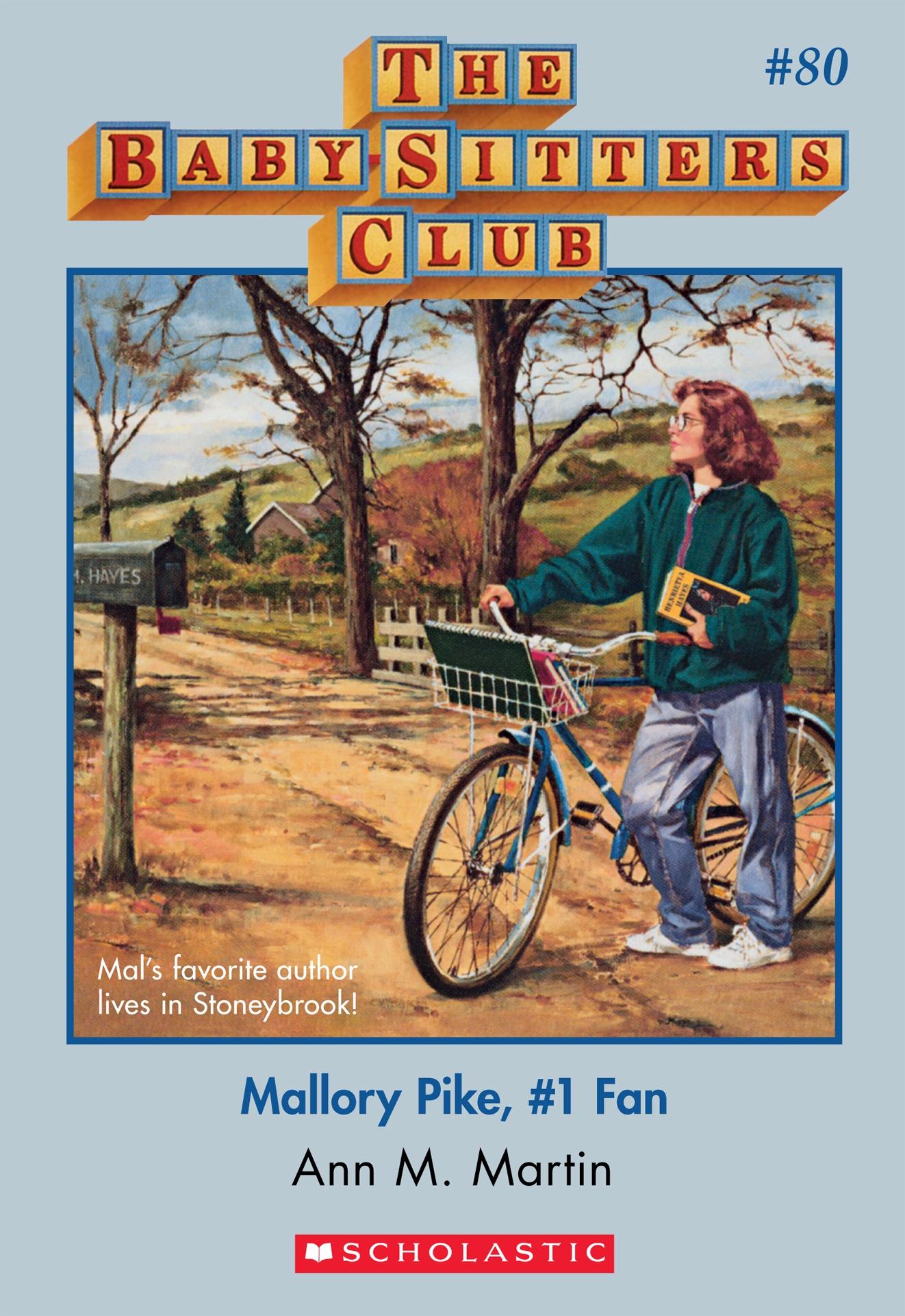 Mallory Pike, No. 1 Fan