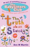 Baby-sitters Club 03 Truth About Stacey UK reprint cover