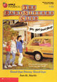 Baby-Sitters Club 13 Good-bye Stacey Good-bye original edition cover