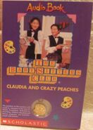 Baby-sitters Club 78 Claudia and Crazy Peaches audio Book on Tape front