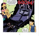 Claudia graphic novel flashback
