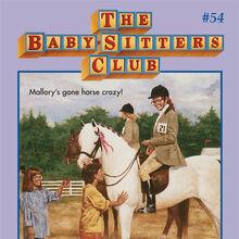 BSC 54 Mallory Dream Horse ebook cover.jpg