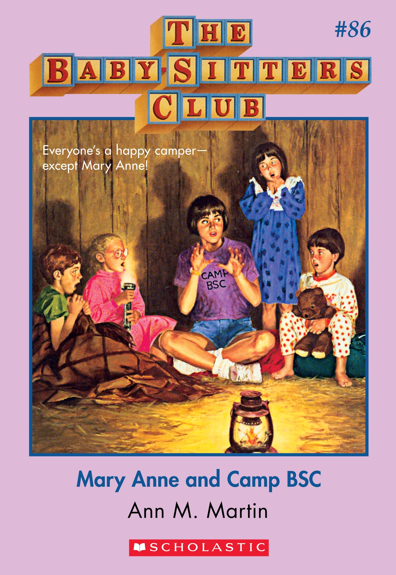 Mary Anne and Camp BSC