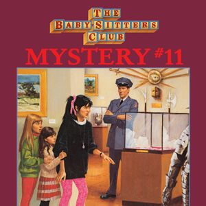 BSC Mystery 11 Claudia Mystery At the Museum ebook cover.jpg